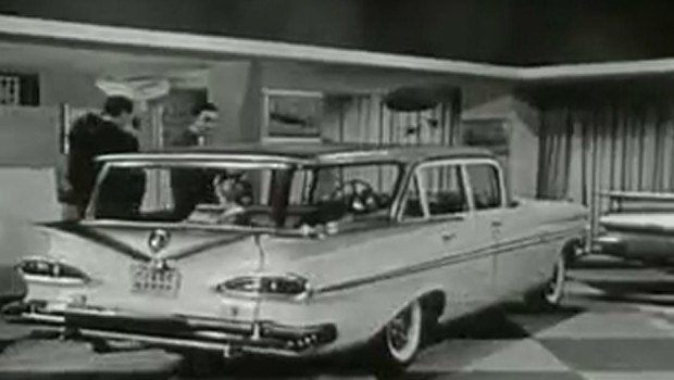 1959 Chevrolet Impala Station Wagon Commercial