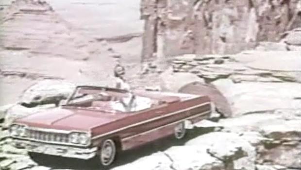 187 1964 Chevrolet Impala Commercial