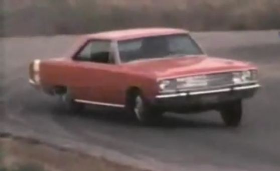 187 1969 Dodge Dart Swinger Test Drive