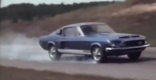 1969 Ford Mustang Cobra GT500 KR