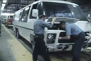 Looking back: GMC's Front Wheel Drive Motorhome of the 70s