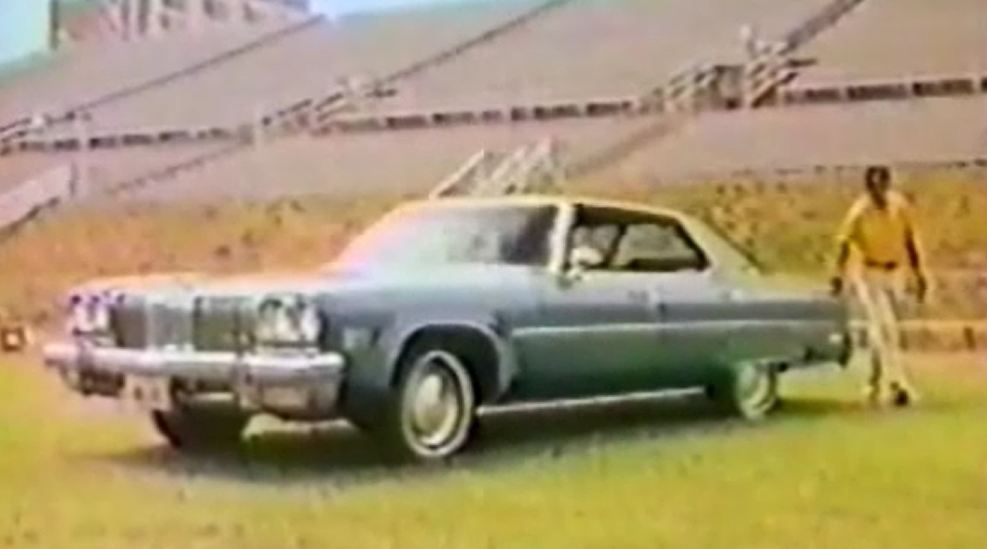 187 1974 Oldsmobile Ninety Eight Commercials