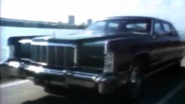 1976 Lincoln Continental Town Car Test Drive