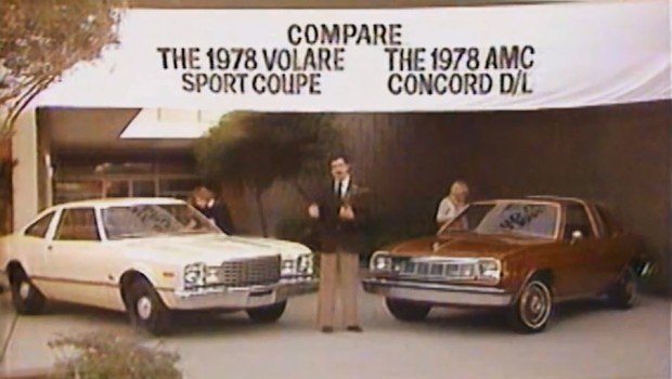 Kia Of Concord >> » 1978 AMC Concord DL Commercial