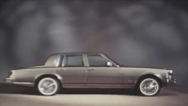 » 1979 Cadillac Seville Manufacturer Promo