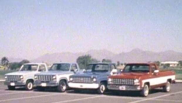 Chevrolet Pickup Blazer X on 1980 Ford Bronco