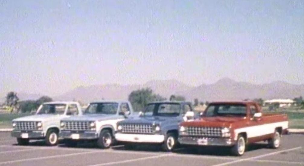 187 1980 Chevrolet Pickup Blazer
