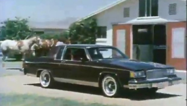 » 1980 Buick Electra Manufacturer Promo