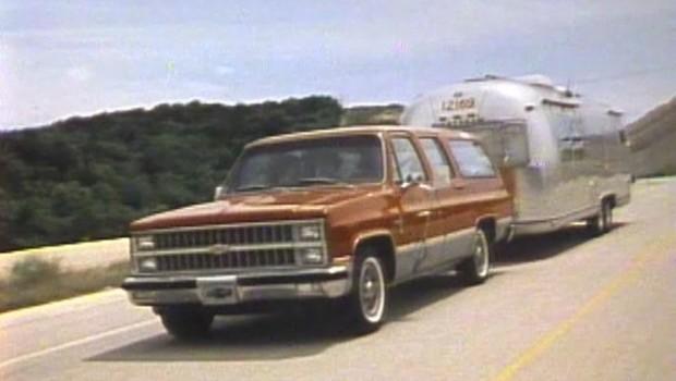 » 1982 Chevrolet Suburban Promotional Presentation