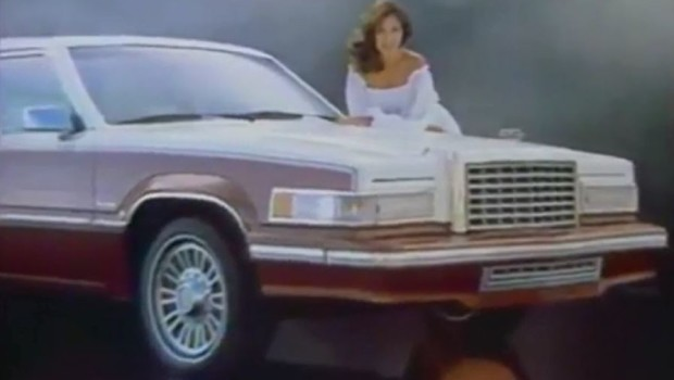 187 1980 Ford Thunderbird Commercial Erin Gray