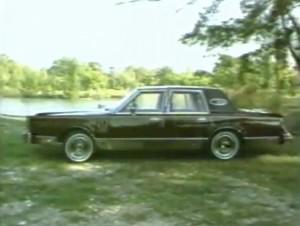 1980 Lincoln Continental Mark Vi Test Drive