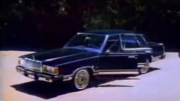 1980 Mercury Cougar 4 Door Commercial