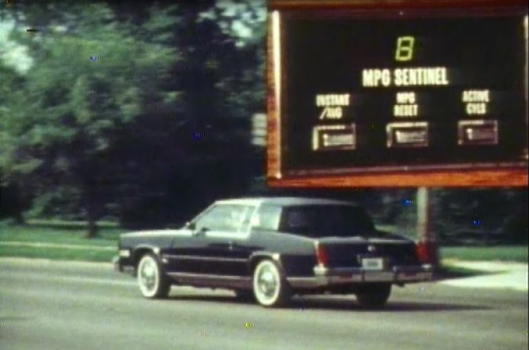Video: 1981 Cadillac Eldorado Biarritz V-8-6-4 Dealership ...