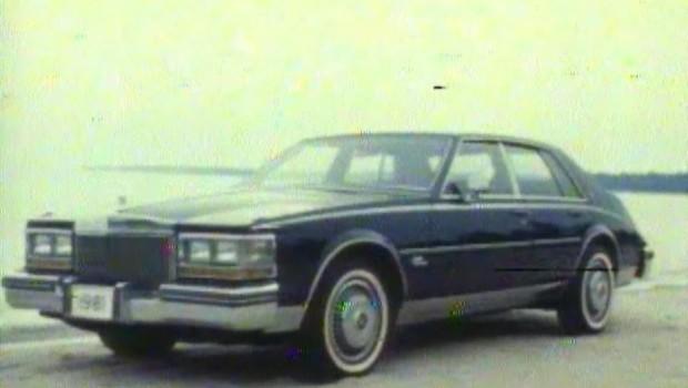 187 1981 Cadillac Seville Ellegante Manufacturer Promotional
