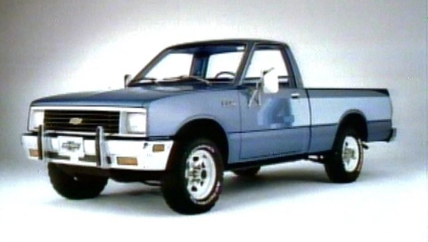 Jeep Dealership Austin >> » 1981 Chevrolet LUV Dealership Training Video