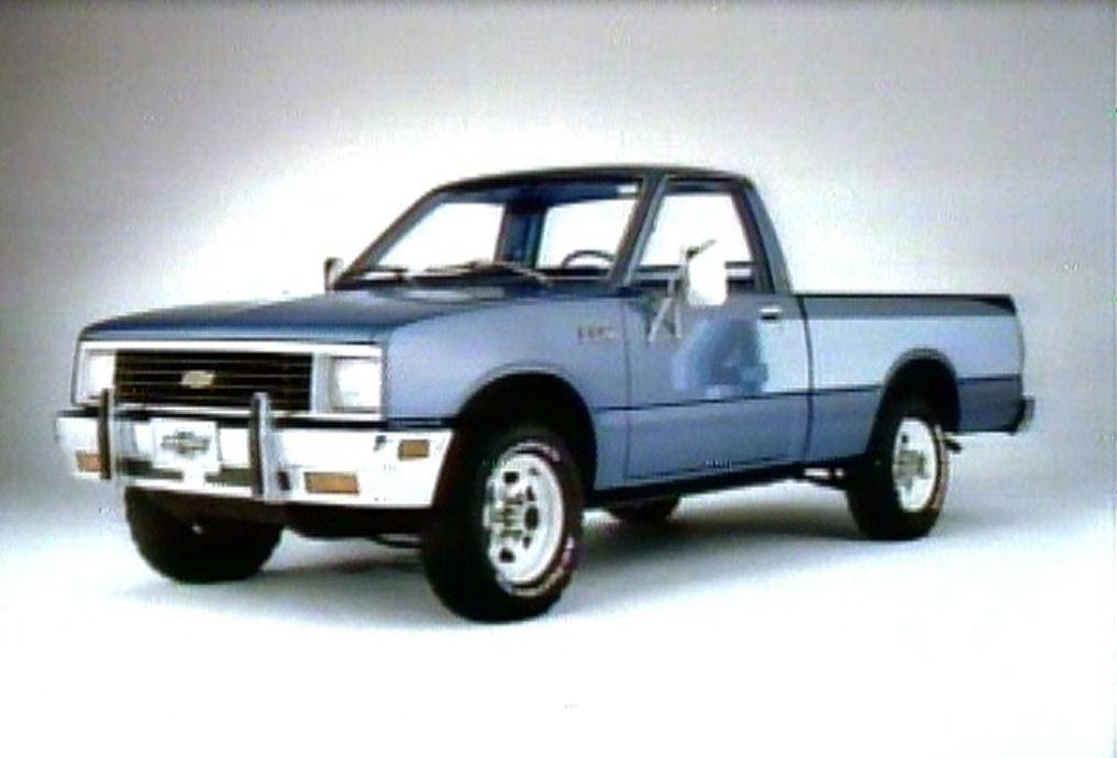 1981 chevrolet luv 4 215 4