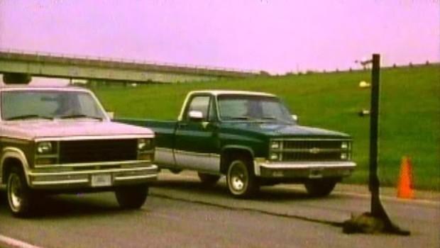 187 1981 Chevrolet Pickup Dealer Training Video Vs Ford F150