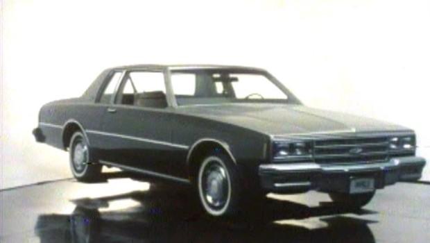 187 1981 Chevrolet Caprice Amp Impala Manufacturer Promo