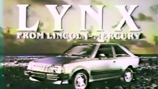 187 1981 Mercury Lynx Commercial