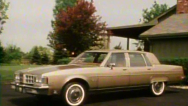 187 1981 Oldsmobile Nintey Eight Manufacturer Promo