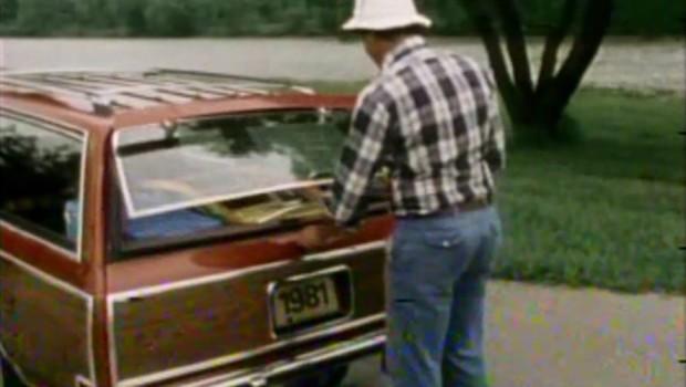 1981 oldsmobile cutlass cruiser manufacturer promo test drive junkie