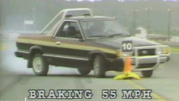 187 1982 Subaru Brat Test Drive