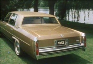 1982 Cadillac Sedan Deville & Coupe Deville Promo Video