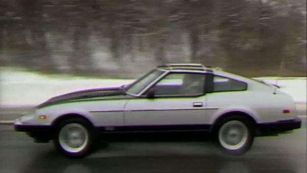 1982 datsun 280zx turbo test drive