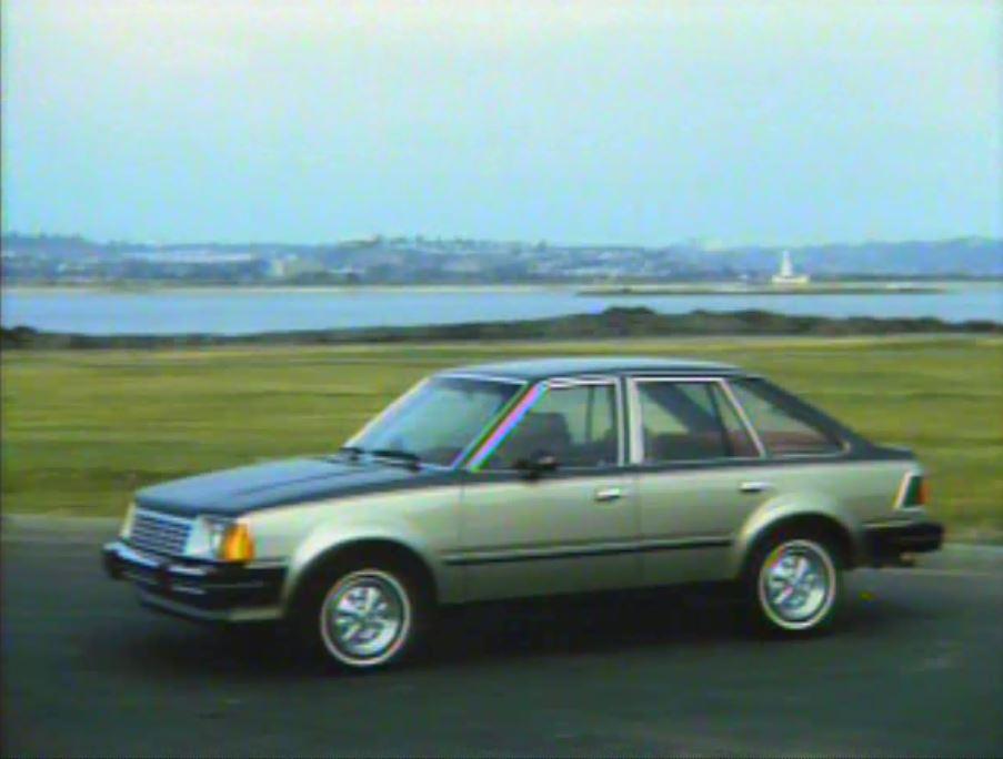 187 1982 Ford Escort Manufacturer Promo