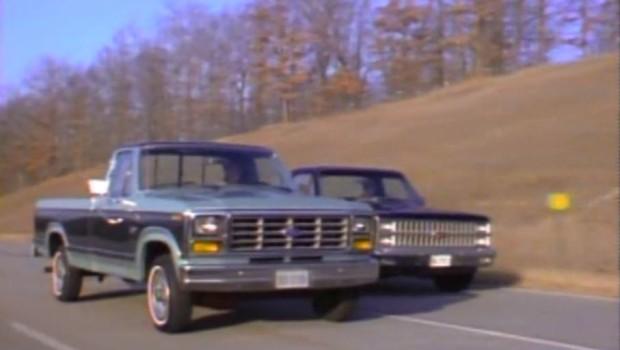 187 1982 Ford F150 Manufacturer Promo