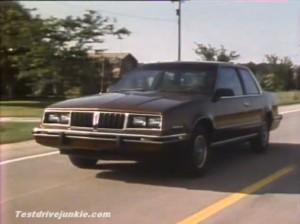 Tesla Motors? 1988 Pontiac 6000 1982 Pontiac 6000 Promo ...