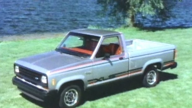 » 1983 Ford Ranger Standard Features, Trim and Training Video