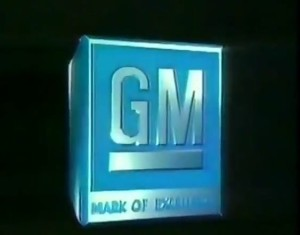1983 General Motors Commercial Crash Dummy