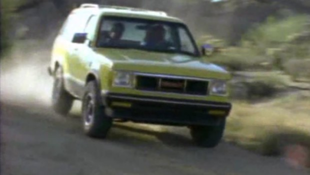 187 1983 Gmc S 15 Jimmy Manufacturer Promo