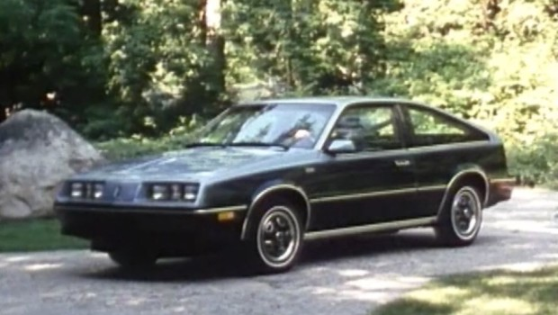 » 1983 Oldsmobile Firenza Promo Video