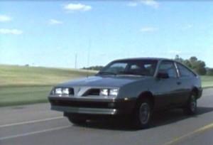 Vid 1983 Pontiac J2000 Promo Vid Including Wagon And Hatch