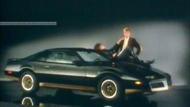 Eagle Auto Sales >> » 1983 Pontiac Firebird Manufacturer Promo Vid