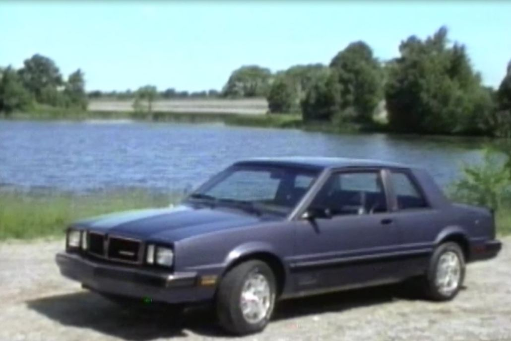 1983 Oldsmobile Toronado Manufacturer Promo Presentation