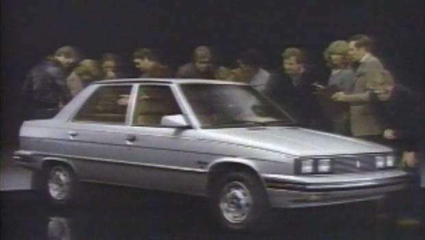Buick Encore For Sale >> » 1983 Renault Alliance Commercials