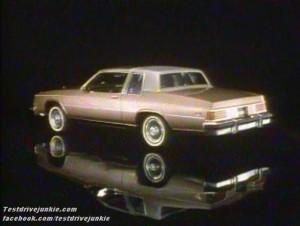 187 1983 Buick Lesabre Manufacturer Promo
