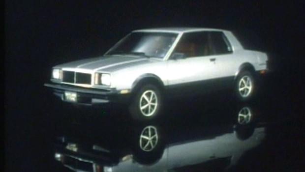 187 1983 Buick Skylark Manufacturer Promo