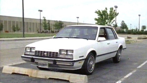 U00bb 1983 Chevrolet Celebrity Manufacturer Promo