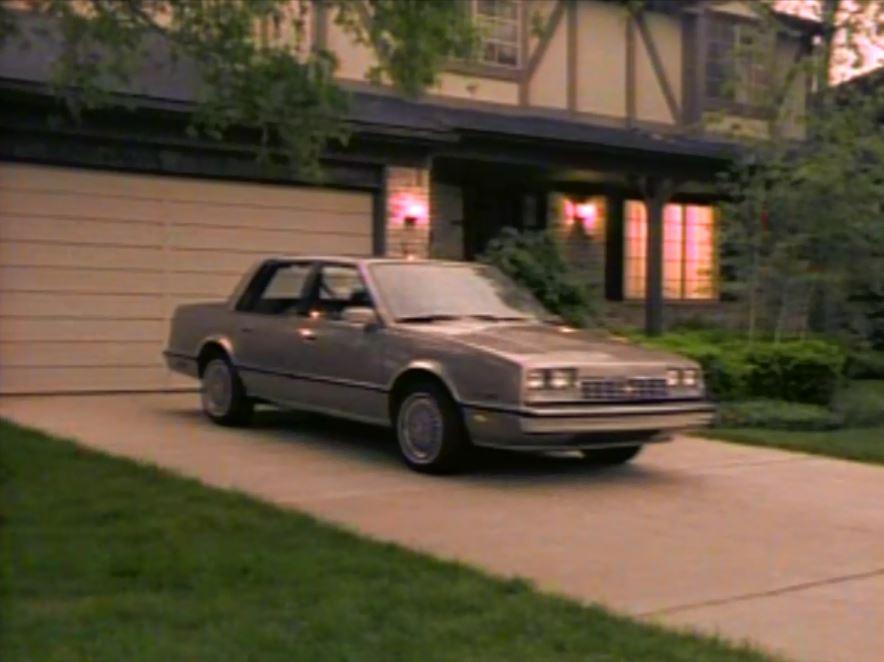 U00bb 1983 Chevrolet Celebrity Manufacturer Promo