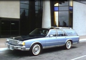 187 1983 Chevrolet Station Wagon Promo