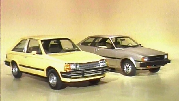 187 1983 Ford Escort Vs Competition Manufacturer Promo