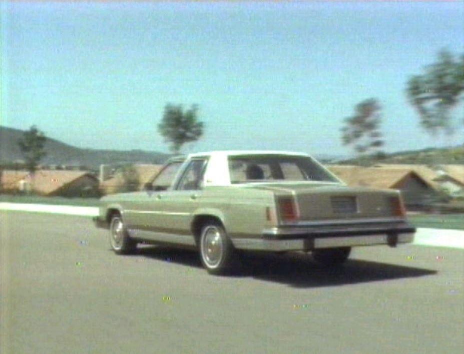 187 1983 Ford Ltd Crown Victoria Promo