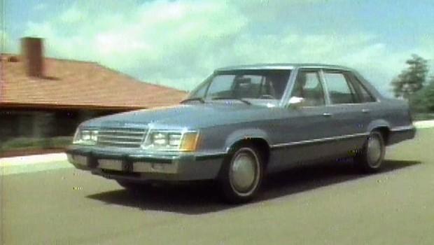 187 1983 Ford Ltd Manufacturer Promo