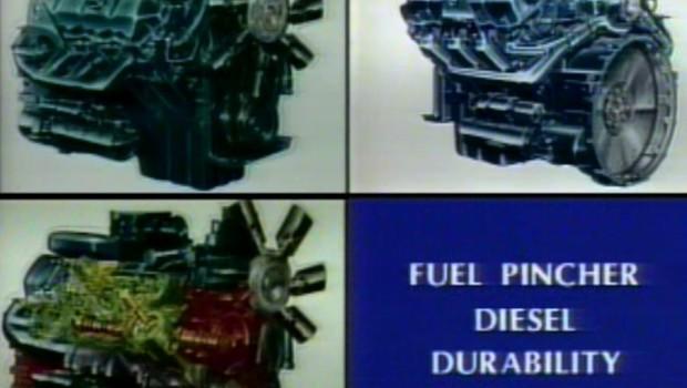 Nissan Diesel Truck >> » 1983 GMC 8.2-L Medium Duty Diesel