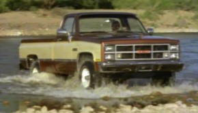 1983 Gmc Sierra 2wd And 4wd Manufacturer Promo