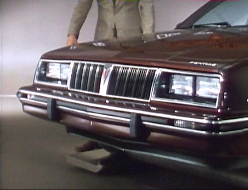 » 1983 Pontiac 6000 Promo